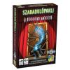 dV Giochi Szabadulópakli - A függöny mögött