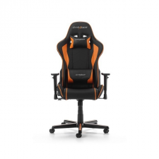 DXRacer Formula Fekete/Narancs Gamer szék videójáték kiegészítő