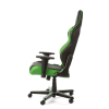 DXRacer Racing R0-NE fekete / zöld Gamer szék