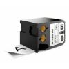Dymo 1868755, 54mm x7m, fekete nyomtatás / fehér alapon, eredeti szalag