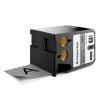 Dymo 1868805, 54mm x 7m, fekete nyomtatás / szürke alapon, eredeti szalag