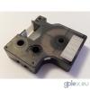 DYMO D1 40920 9mm * 7m átlátszó alapon fehér utángyártott feliratozószalag kazetta