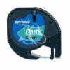 """DYMO Feliratozógép szalag, 12 mm x 4 m, DYMO """"Letratag"""", kék"""