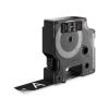 """DYMO Feliratozógép szalag, 19 mm x 7m  DYMO """"D1"""", fekete-fehér"""
