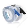 DYMO Feliratozógép szalag, 9 mm x 3 m, DYMO 3D, kék (GD524706)