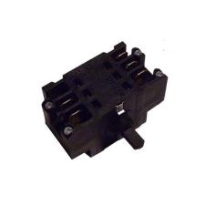 E.G.O 7 pozíciós sütő / főzőlap funkciókapcsoló beépíthető gépek kiegészítői