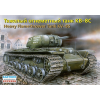 Eastern Express KV-8S Russian heavy flamethrower tank tank makett Eastern Express EE35101
