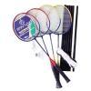 Easy 4 Tollaslabda szett / Badminton készlet 4 ütővel hálótartóval, hálóval
