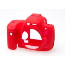 Easy Cover Szilikon Tok EOS 5D Mark III, piros fényképezőgép tok