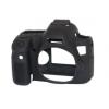 Easy Cover Szilikon Tok EOS 6D, fekete