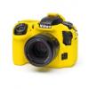 Easy Cover Szilikon tok Nikon D500, sárga
