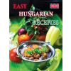 Easy EASY HUNGARIAN RECEPIES (SZAKÁCSFÜZET, ANGOL)