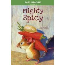 Easy Reading: Level 2 - Mighty Spicy idegen nyelvű könyv