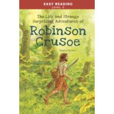 Easy Reading: Level 5 - Robinson Crusoe idegen nyelvű könyv