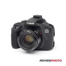 EasyCover Canon szilikon tok 1300D fekete fényképezőgép tok