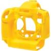 Easycover szilikon tok - Nikon D4s - sárga