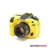 EasyCover szilikon tok Nikon D7100/D7200 sárga