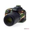 EasyCover szilikon védőtok Nikon D5300 terep