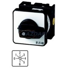 EATON 015353 T0-6-15134/E Vezérl. fokozatkapcsoló 2p 20A beépíthető villanyszerelés
