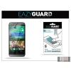 Eazyguard HTC One (M8) képernyővédő fólia - 2 db/csomag (Crystal/Antireflex HD)