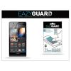 Eazyguard Huawei Ascend P6 képernyővédő fólia - 2 db/csomag (Crystal/Antireflex HD)