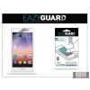 Eazyguard Huawei Ascend P7 képernyővédő fólia - 2 db/csomag (Crystal/Antireflex HD)