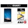 Eazyguard Huawei Mate 10 Lite gyémántüveg képernyővédő fólia - Diamond Glass 2.5D Fullcover - fehér