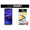 Eazyguard Huawei Mate 20 Lite gyémántüveg képernyővédő fólia - Diamond Glass 2.5D Fullcover - fekete