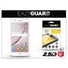 Eazyguard Huawei Nova gyémántüveg képernyővédő fólia - Diamond Glass 2.5D Fullcover - fehér