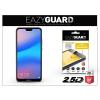 Eazyguard Huawei P20 Lite gyémántüveg képernyővédő fólia - Diamond Glass 2.5D Fullcover - fekete