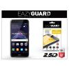 Eazyguard Huawei P9 Lite (2017) gyémántüveg képernyővédő fólia - Diamond Glass 2.5D Fullcover - fekete