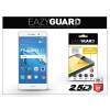 Eazyguard Huawei Y7/Y7 Prime gyémántüveg képernyővédő fólia - Diamond Glass 2.5D Fullcover - fehér
