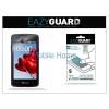 Eazyguard LG D213N L50 Sporty képernyővédő fólia - 2 db/csomag (Crystal/Antireflex HD)