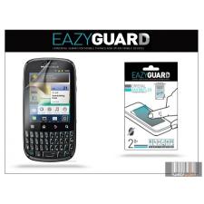 Eazyguard Motorola Fire képernyővédő fólia - 2 db/csomag (Crystal/Antireflex) mobiltelefon kellék