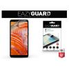 Eazyguard Nokia 3.1 Plus képernyővédő fólia - 2 db/csomag (Crystal/Antireflex HD)