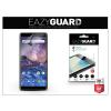 Eazyguard Nokia 7 Plus (2018) képernyővédő fólia - 2 db/csomag (Crystal/Antireflex HD)