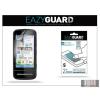 Eazyguard Nokia C6 képernyővédő fólia - 2 db/csomag (Crystal/Antireflex)