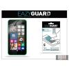 Eazyguard Nokia Lumia 530 képernyővédő fólia - 2 db/csomag (Crystal/Antireflex HD)
