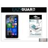 Eazyguard Nokia Lumia 625 képernyővédő fólia - 2 db/csomag (Crystal/Antireflex)