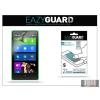 Eazyguard Nokia X/X+ képernyővédő fólia - 2 db/csomag (Crystal/Antireflex)