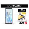 Eazyguard OnePlus 8 gyémántüveg képernyővédő fólia - Diamond Glass 3D Fullcover - fekete