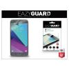 Eazyguard Samsung J330F Galaxy J3 (2017) képernyővédő fólia - 2 db/csomag (Crystal/Antireflex HD)