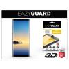 Eazyguard Samsung N950F Galaxy Note 8 gyémántüveg képernyővédő fólia - Diamond Glass 3D Fullcover - fekete