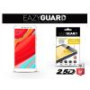 Eazyguard Xiaomi Redmi S2 gyémántüveg képernyővédő fólia - Diamond Glass 2.5D Fullcover - fehér