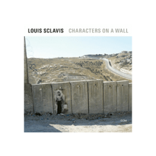 ECM Louis Sclavis - Characters On A Wall (Cd) jazz