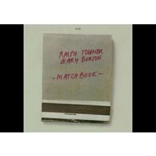 ECM Ralph Towner, Gary Burton - Matchbook (Cd) jazz