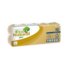 Eco natural lucart toalett papír 10 db higiéniai papíráru