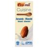 Ecomil BIO konyhai alapanyag mandulával 200 ml