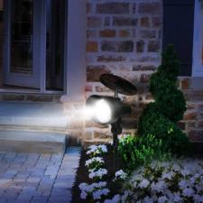 Ecothink mozgásérzékelős kerti szolárlámpa kültéri világítás