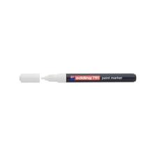 EDDING Lakkmarker EDDING 791 1-2mm fehér filctoll, marker